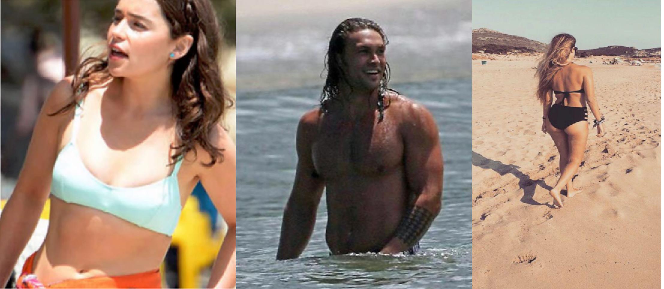 flirting games at the beach club 2017 cast