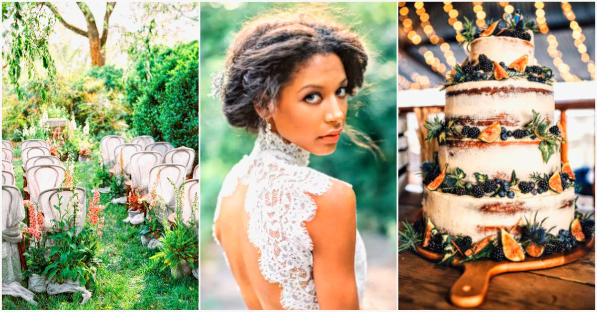 We're Dying Over These 15 Absolutely Gorgeous Wedding Trends For 2018
