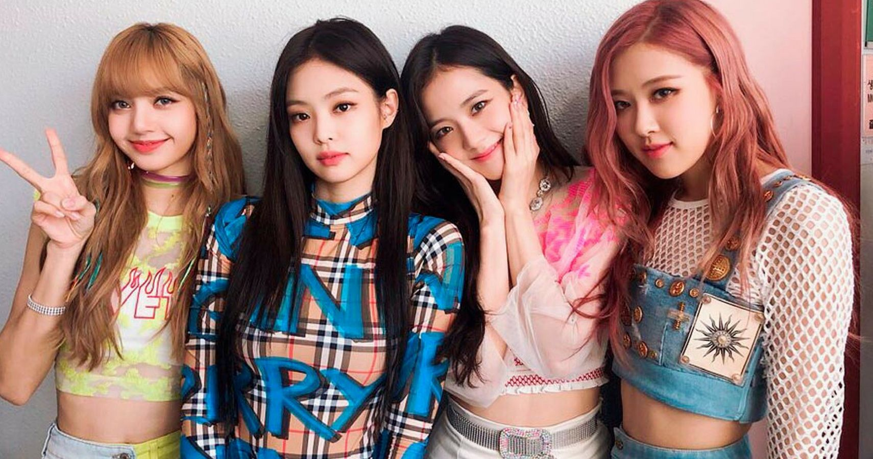 K Pop Stars Blackpink Are Launching A Line Of Hair Dyes