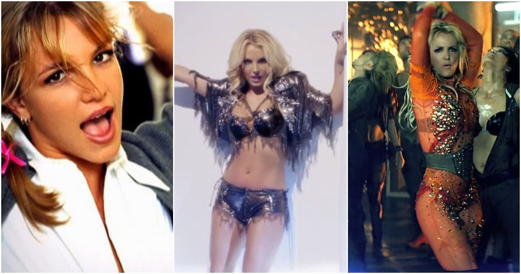 Ranking Britney Spears Most Iconic Music Video Outfits